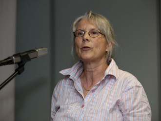 <p><b>Dr Barbara Bichsel</b></p> <p>(Photo: Simon Plestenjak)</p>