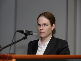 <p><b>Tjaša Barbara Kump, Ministry of Health</b></p> <p>(Photo: Simon Plestenjak)</p>
